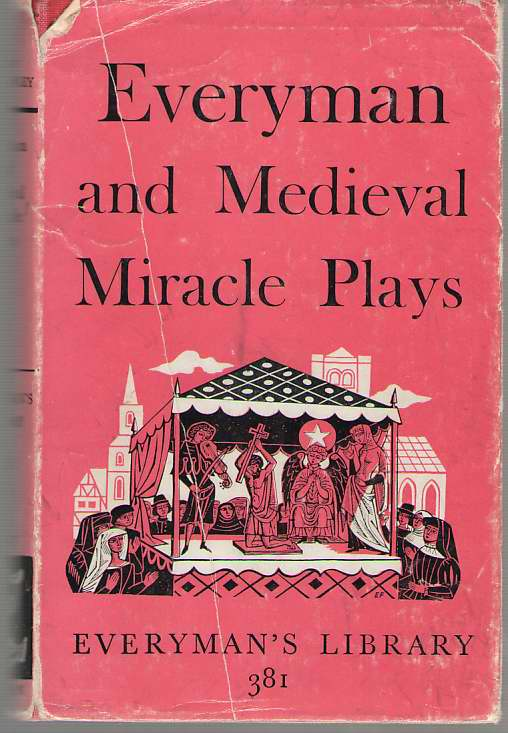 Image for Everyman And Medieval Miracle Plays