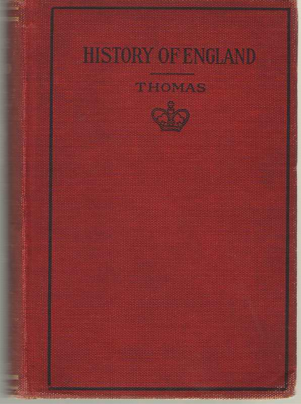 Image for A History of England