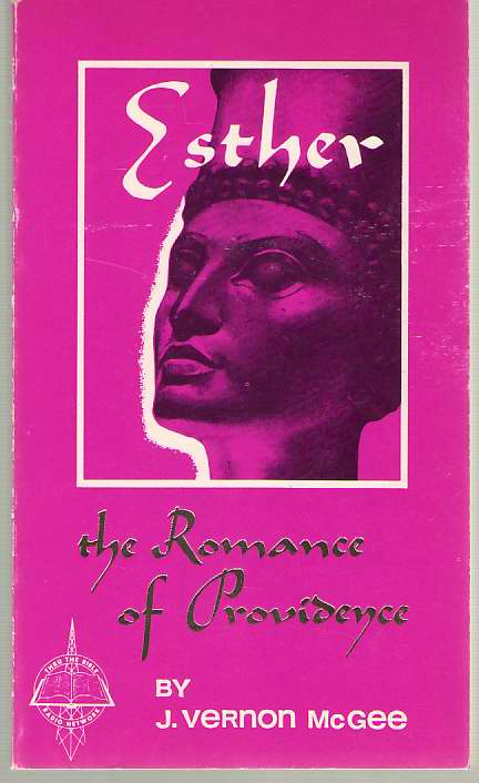 Image for Esther, The Romance Of Providence