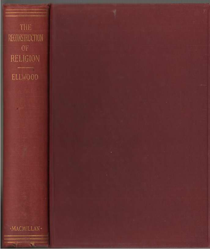Image for The Reconstruction of Religion  A Sociological View