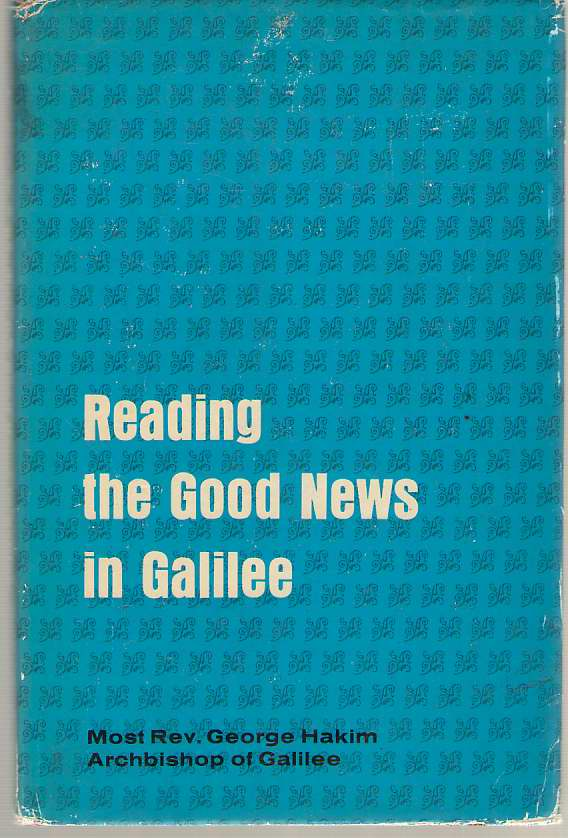 Image for Reading the Good News in Galilee