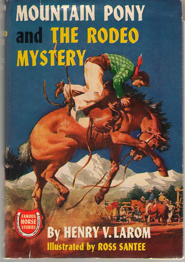Image for Mountain Pony And The Rodeo Mystery