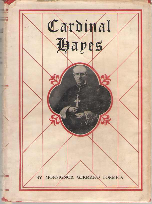 Image for Cardinal Hayes A Treasury of Wisdom and Knowledge