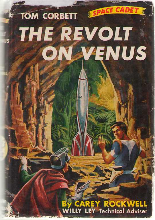 Image for Revolt On Venus
