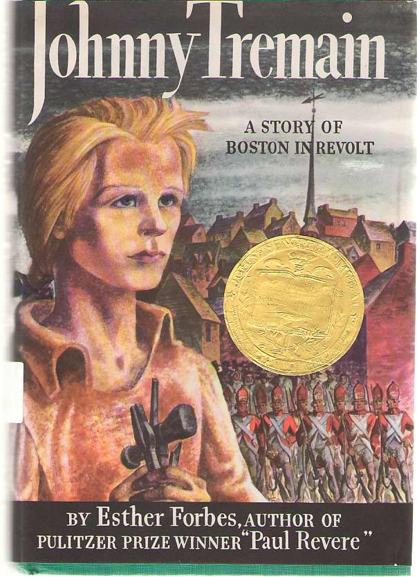 Image for Johnny Tremain A Novel for Old and Young