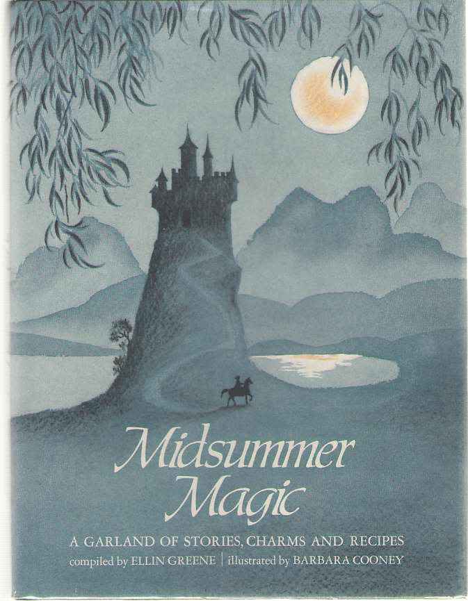 Image for Midsummer Magic A Garland of Stories, Charms, and Recipes