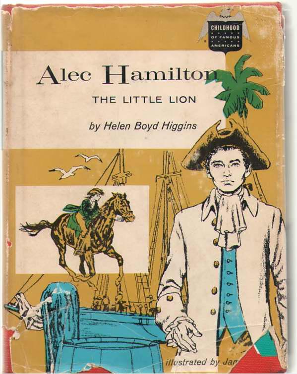 Image for Alec Hamilton The Little Lion