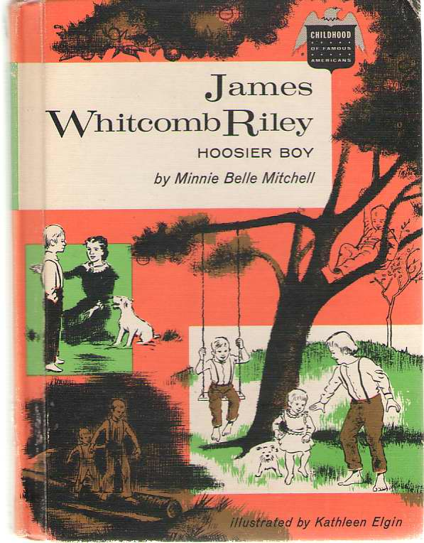 Image for James Whitcomb Riley Hoosier Boy