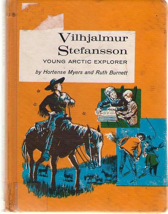 Image for Vilhjalmur Stefansson Young Arctic Explorer
