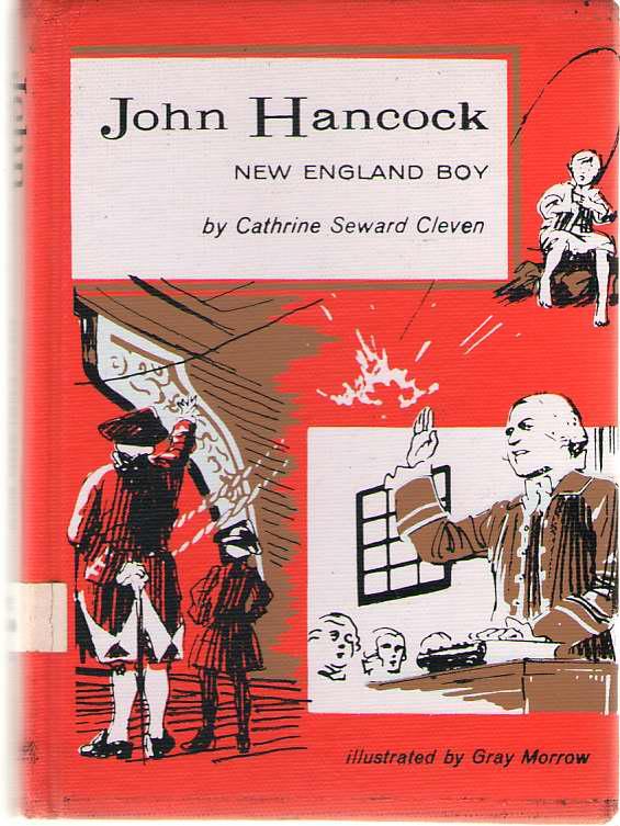 Image for John Hancock New England Boy