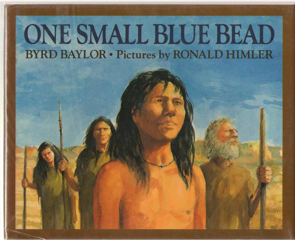 Image for One Small Blue Bead