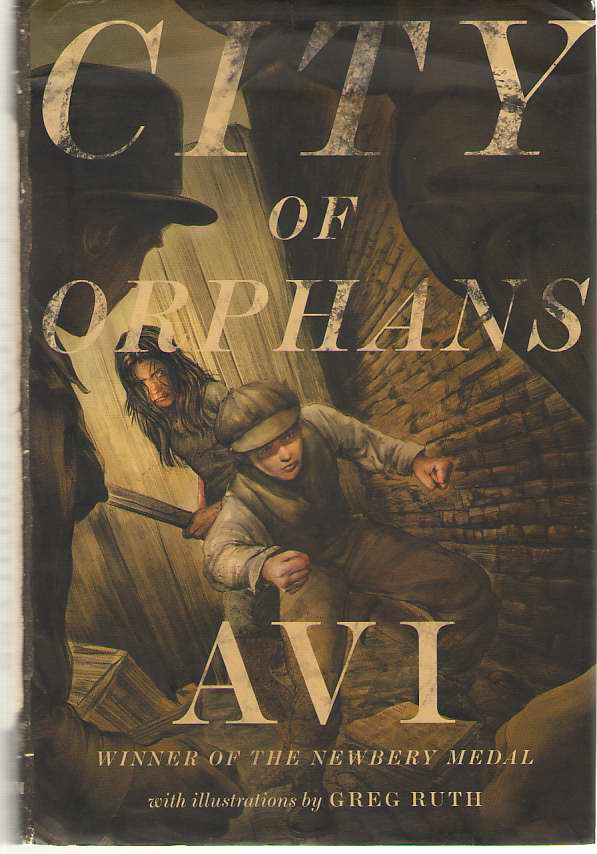 Image for City of Orphans