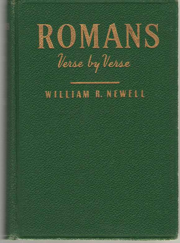 Image for Romans Verse by Verse