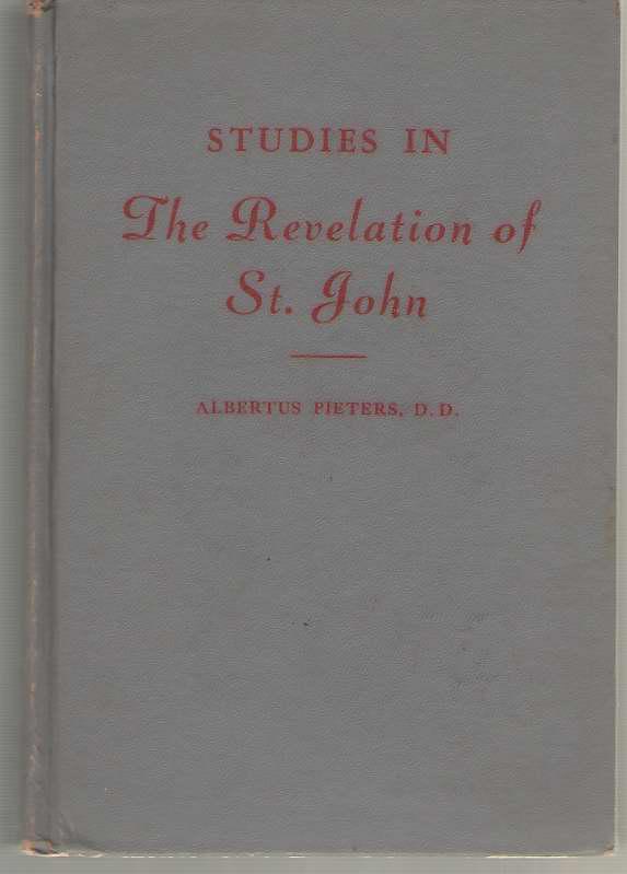Image for Studies in the Revelation of St. John