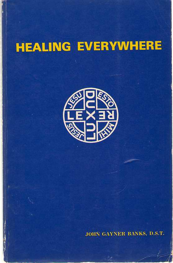 Image for Healing Everywhere A Book of Healing Mission Talks