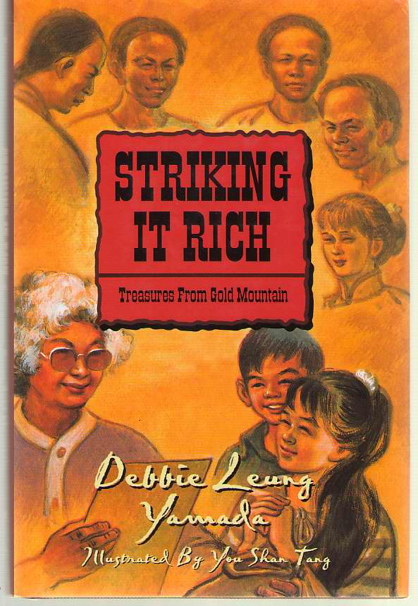 Image for Striking it Rich Treasures from Gold Mountain