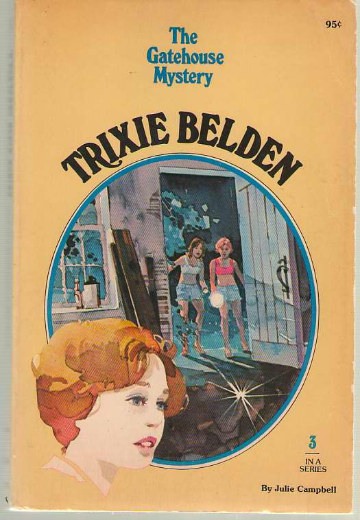 Image for Trixie Belden And The Gatehouse Mystery