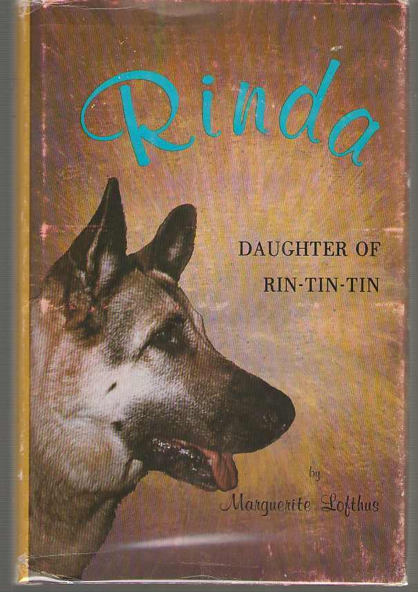 Image for Rinda Daughter of Rin-Tin-Tin