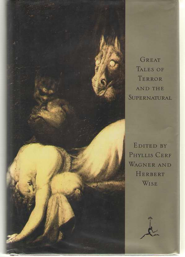 Image for Great Tales of Terror and the Supernatural