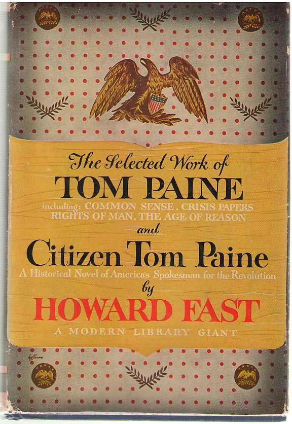 Image for The Selected Work Of Tom Paine & Citizen Tom Paine