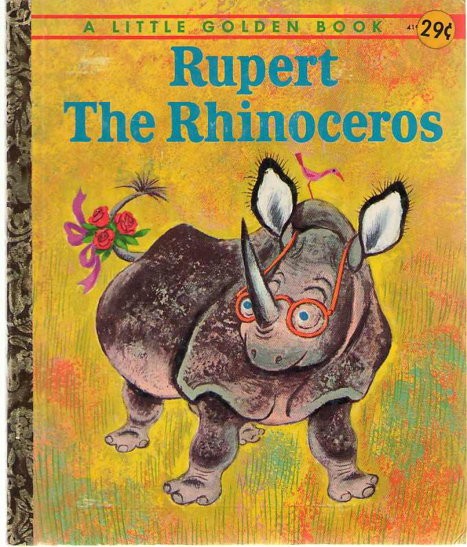 Image for Rupert the Rhinoceros