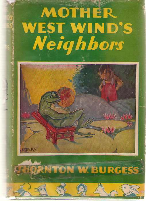 Image for Mother West Wind's Neighbors