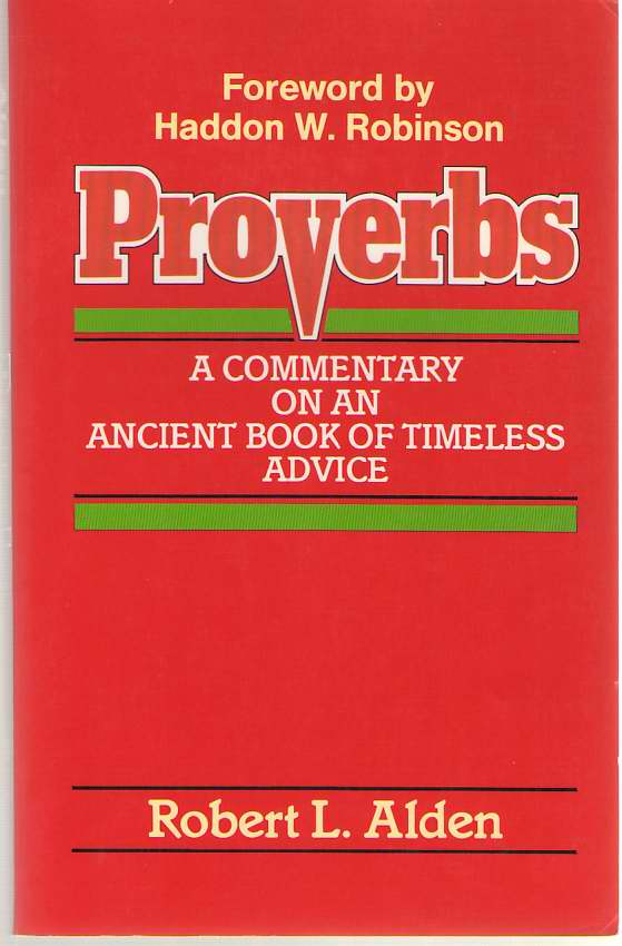 Image for Proverbs A Commentary on an Ancient Book of Timeless Advice