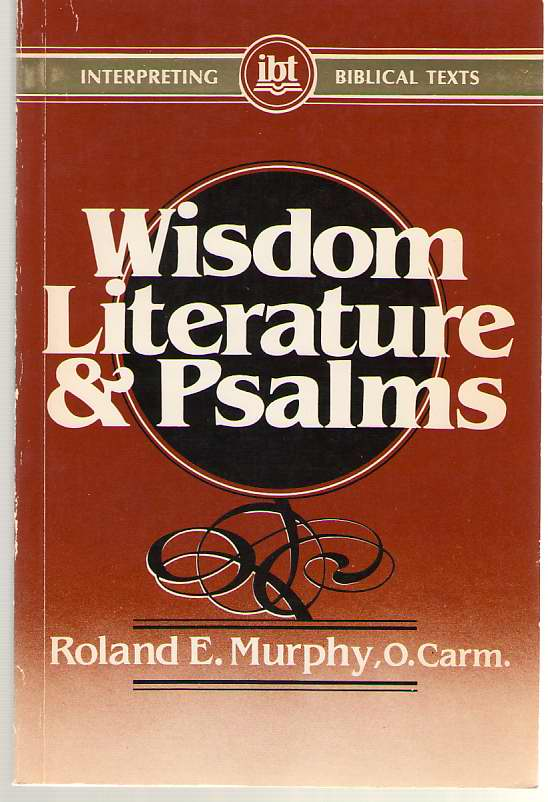 Image for Wisdom Literature & Psalms