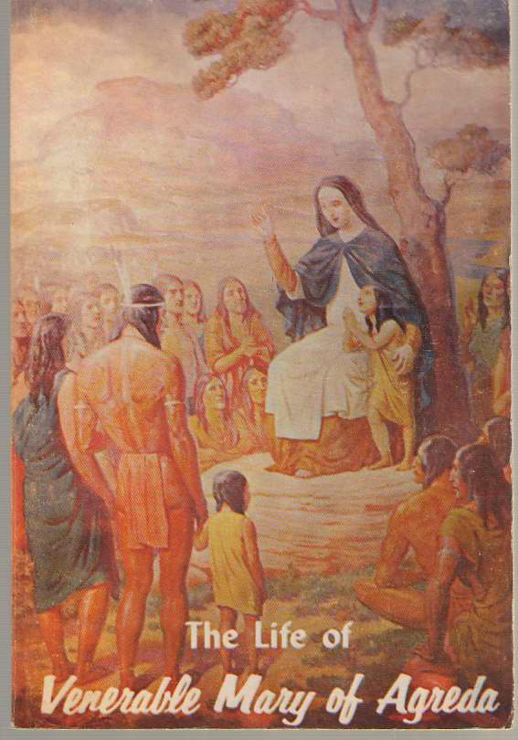 Image for The Life of Venerable Mary of Agreda