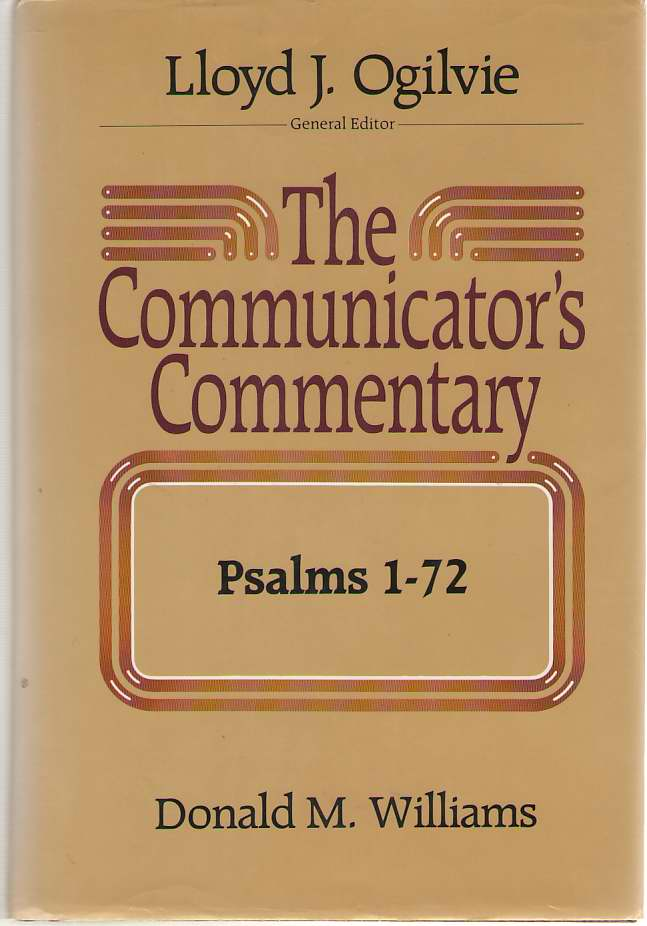 Image for The Communicator's Commentary Psalms 1-72