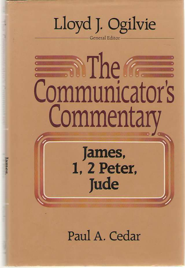 Image for The Communicator's Commentary James, 1, 2 Peter, Jude