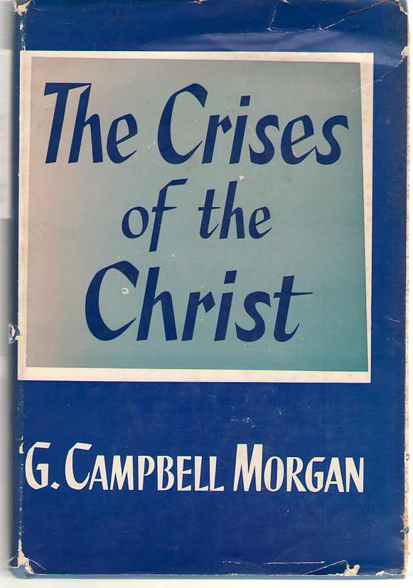 Image for The Crisis of the Christ