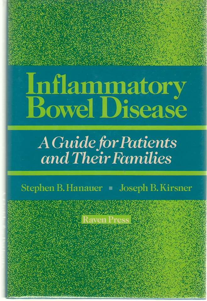 Image for Inflammatory Bowel Disease A Guide for Patients and Their Families