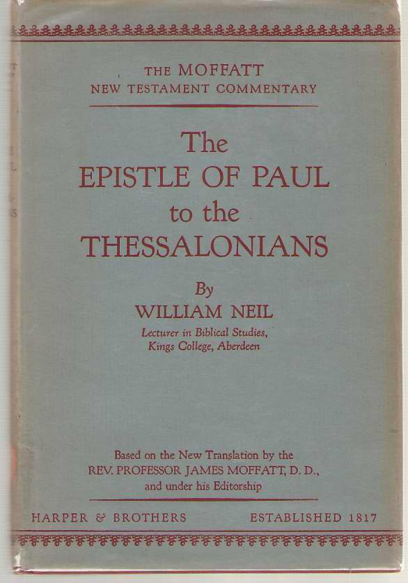 Image for The Epistle of Paul to the Thessalonians