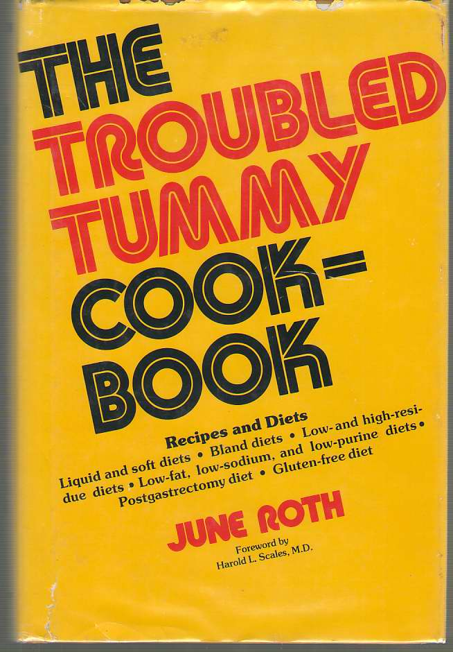 Image for The Troubled Tummy Cookbook