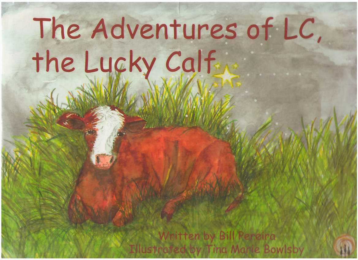 Image for The Adventures Of L. C., The Lucky Calf
