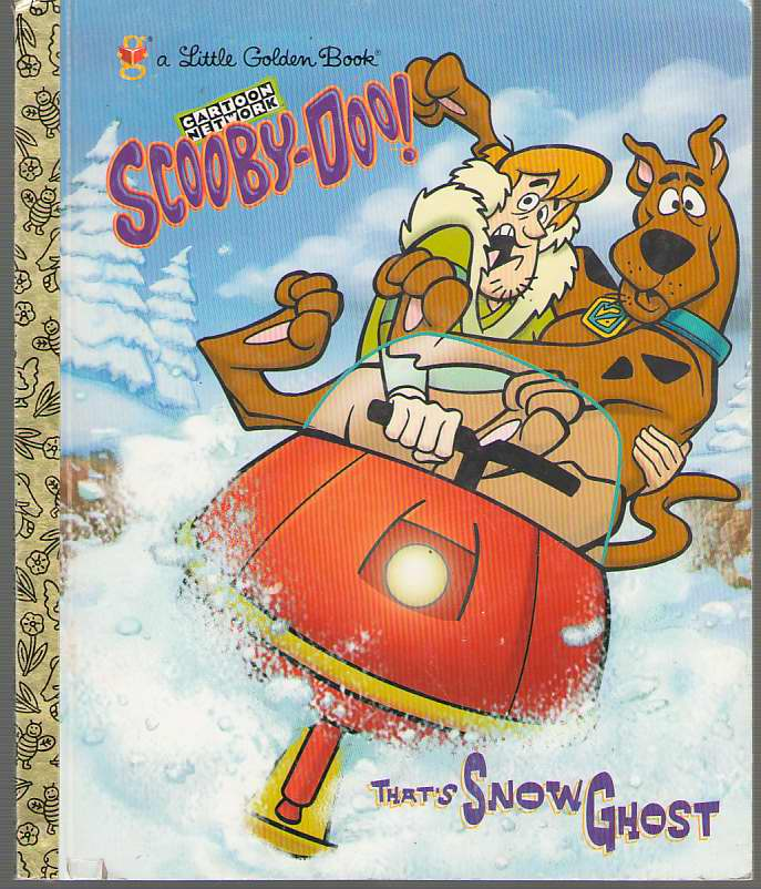 Image for Scooby-doo! That's Snow Ghost