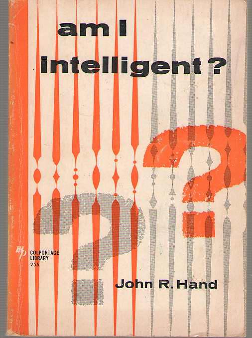 Image for Am I Intelligent?