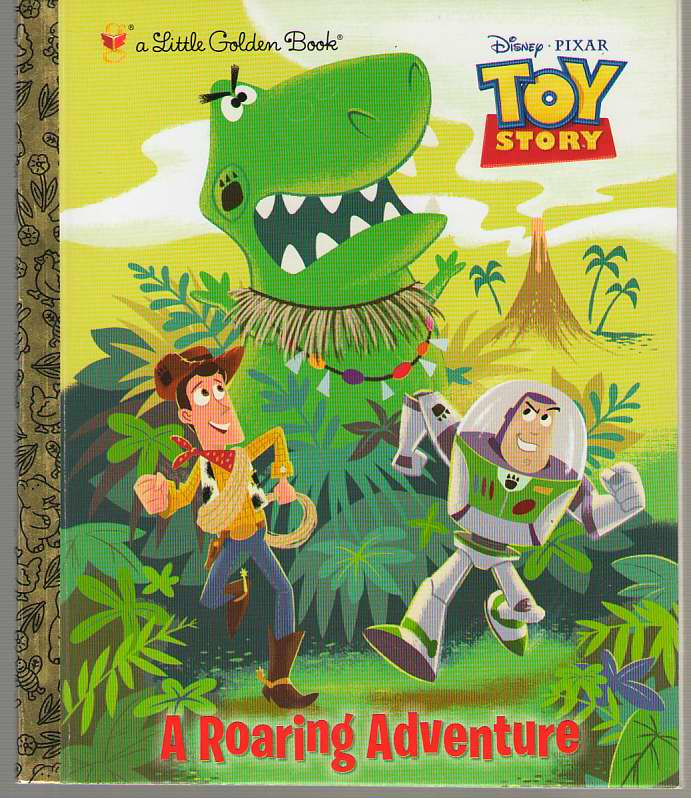 Image for A Roaring Adventure (disney/pixar Toy Story)