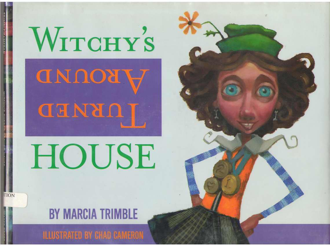 Image for Witchy's Turned around House