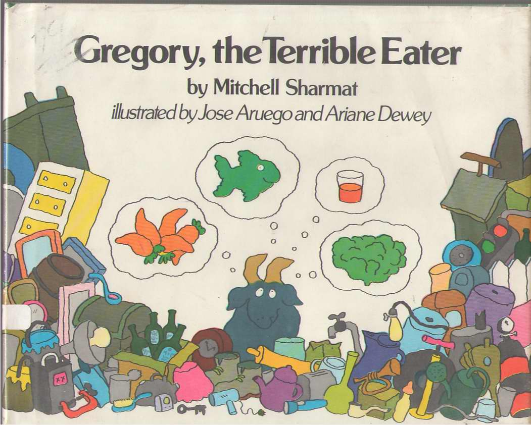 Image for Gregory, the Terrible Eater