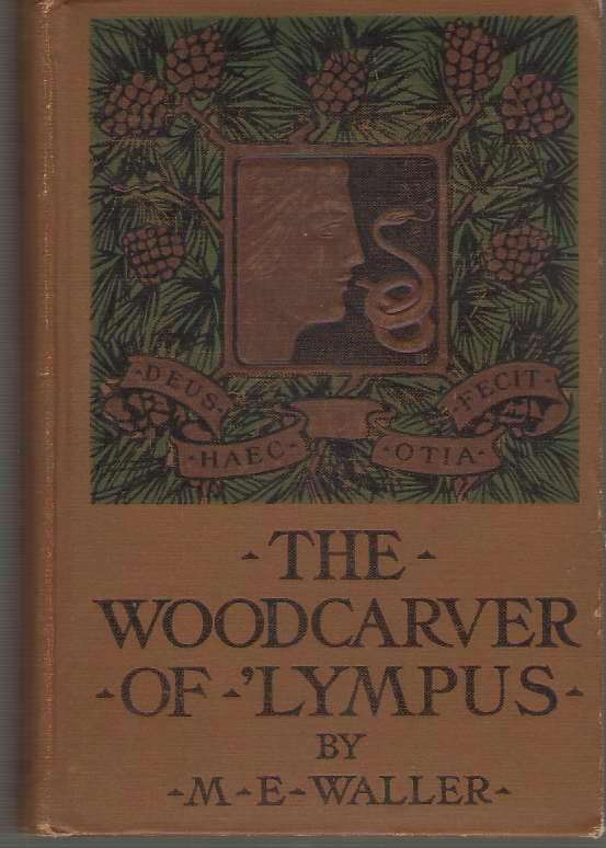 Image for The Woodcarver Of 'lympus