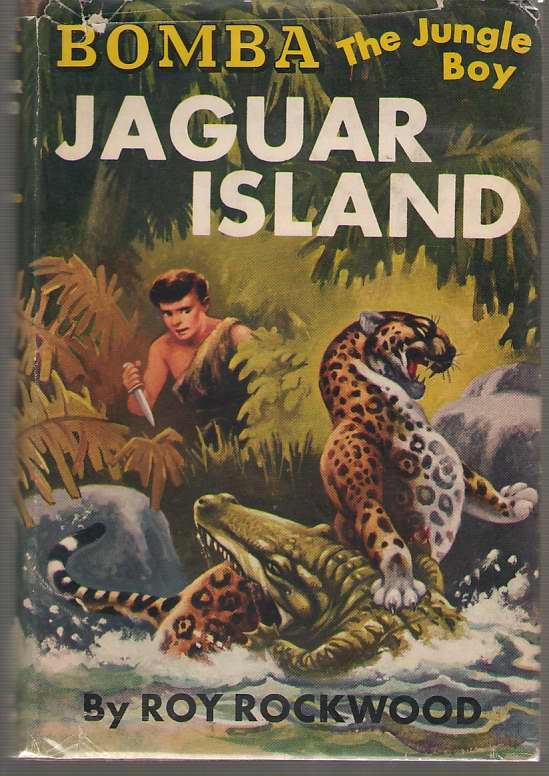 Image for Bomba The Jungle Boy On Jaguar Island