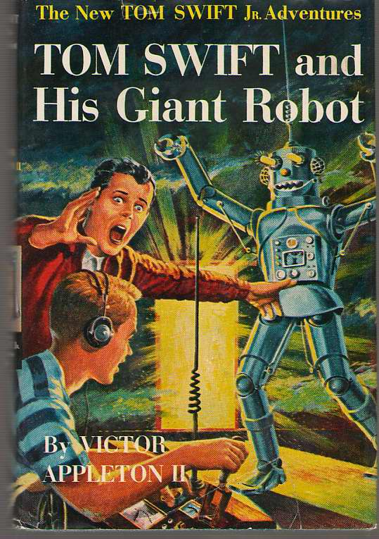 Image for Tom Swift And His Giant Robot