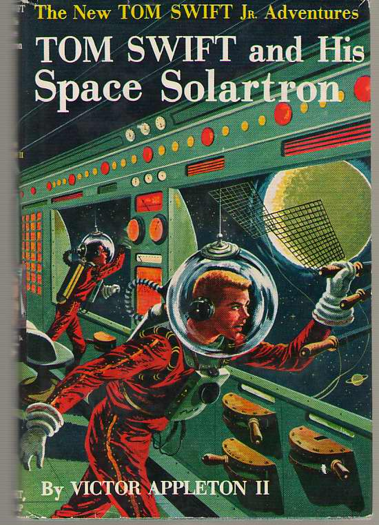 Image for Tom Swift And His Space Solartron