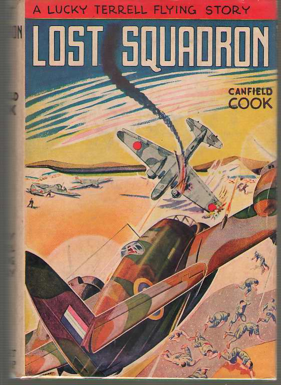 Image for Lost Squadron