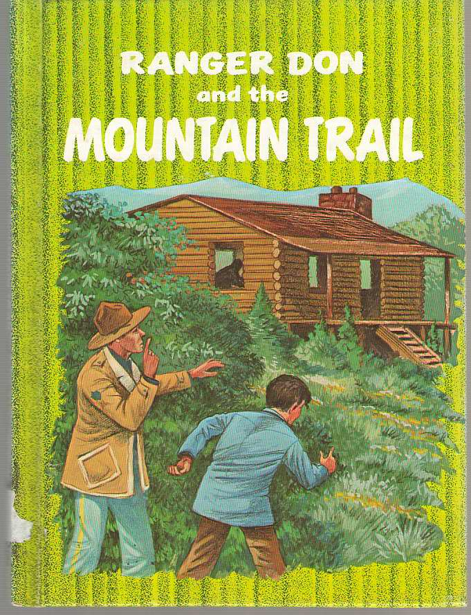 Image for Ranger Don and the Mountain Trail