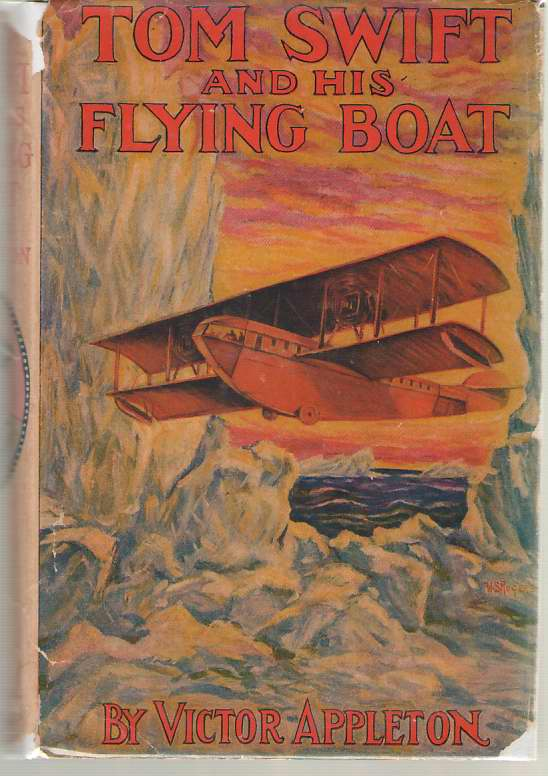 Image for Tom Swift And His Flying Boat