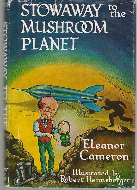 Image for Stowaway To The Mushroom Planet