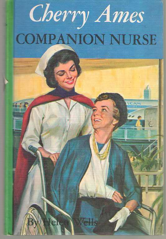 Image for Cherry Ames, Companion Nurse